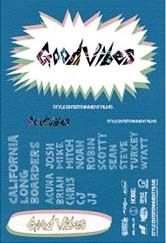 サーフィンdvd GOOD VIBES