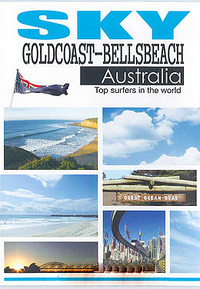 サーフィンdvd SKYスカイGOLDCOAST-BELLSBEACH Australia
